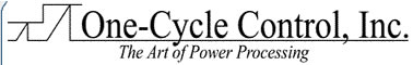 One-Cycle Control